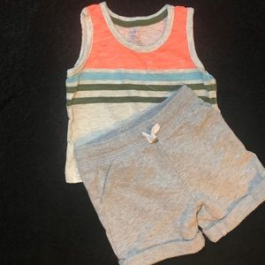 Summer baby bundle/outfit